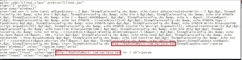 Tutorial - Crear Java Applet [Fake de java - método de infección] Blocfi10