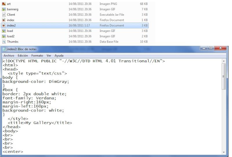 Tutorial - Crear Java Applet [Fake de java - método de infección] Index210