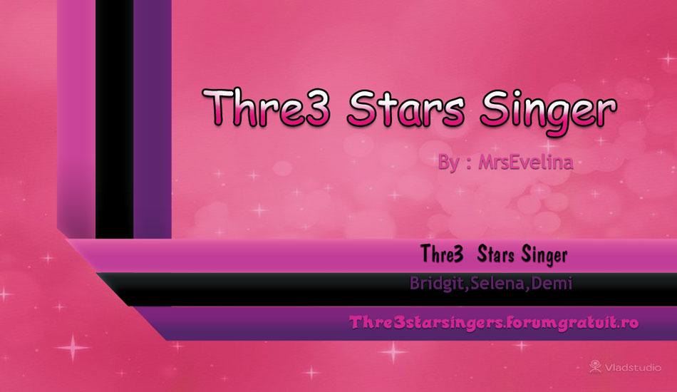 Thre3 ☆ Singers
