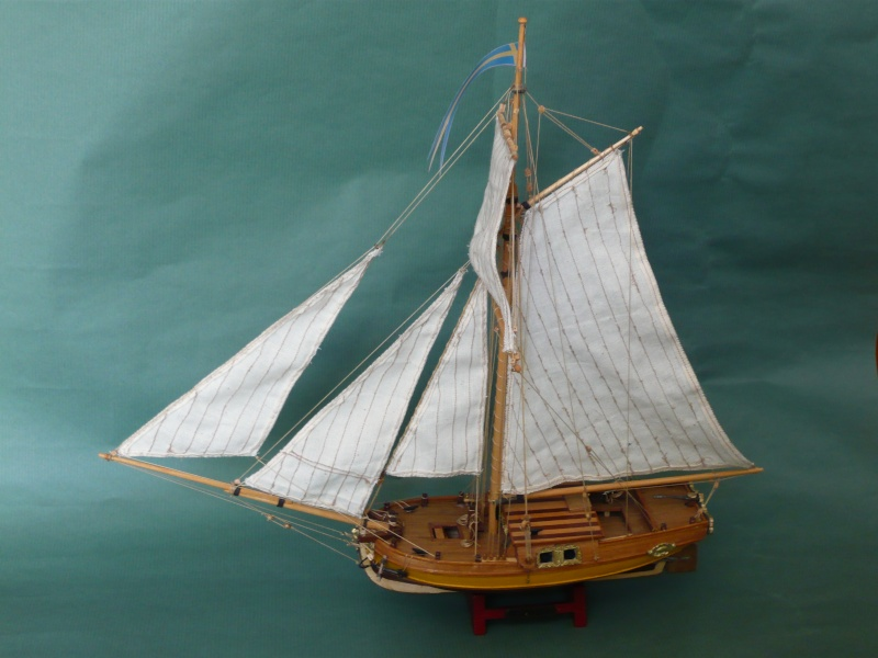 Gretel Petit yacht au 1/54 ème P1030317