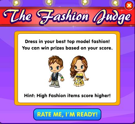 Help with the fashion week event? Fantag14