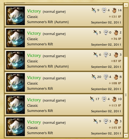 Ownage with tristana haha Ownage11