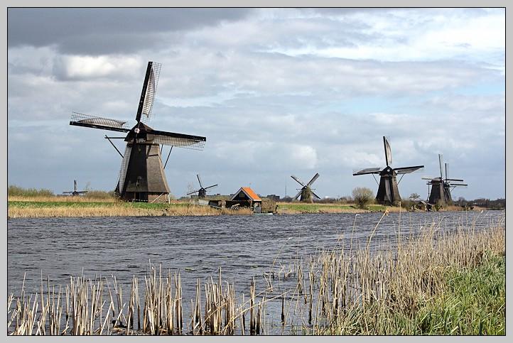 Les moulins de Kinderdijk. _mg_0916