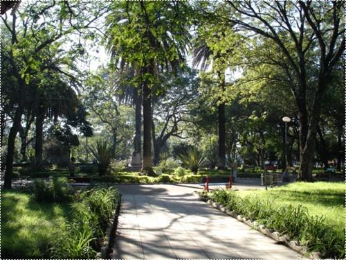 Praça de Mystic Falls Praca410