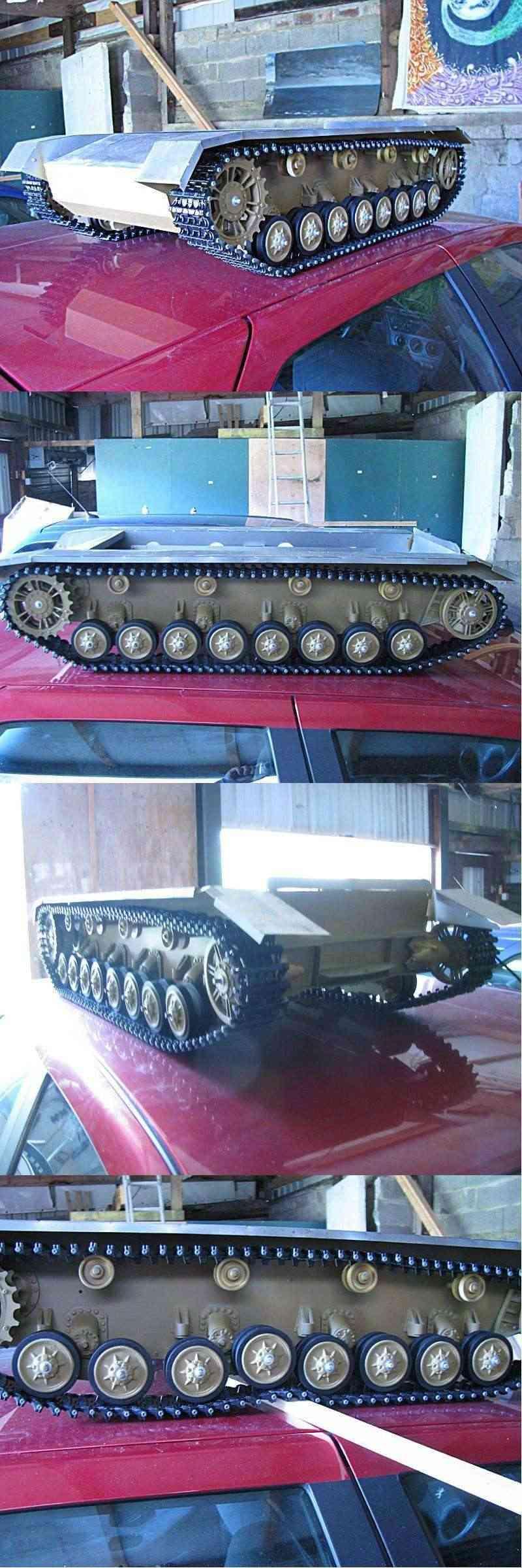 FOA Panzer IV auf H Photo178