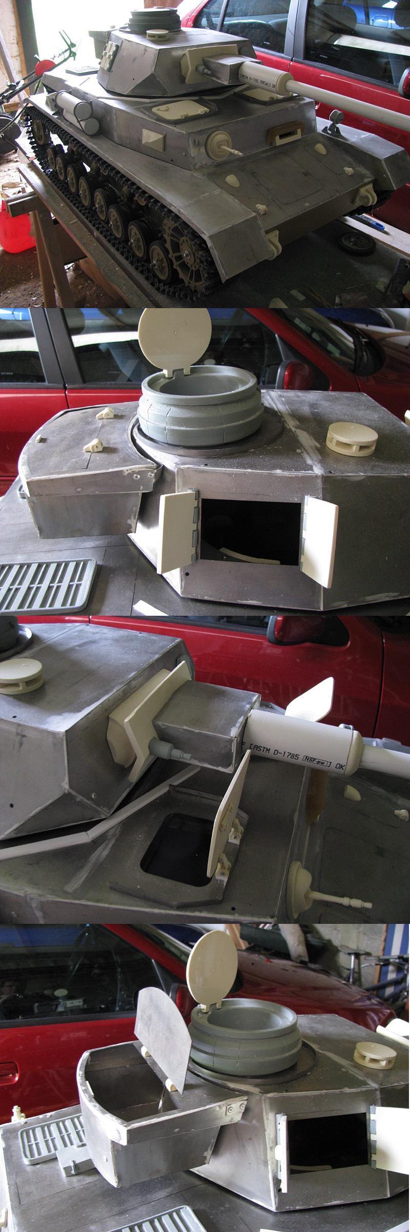 FOA Panzer IV auf H Photo186