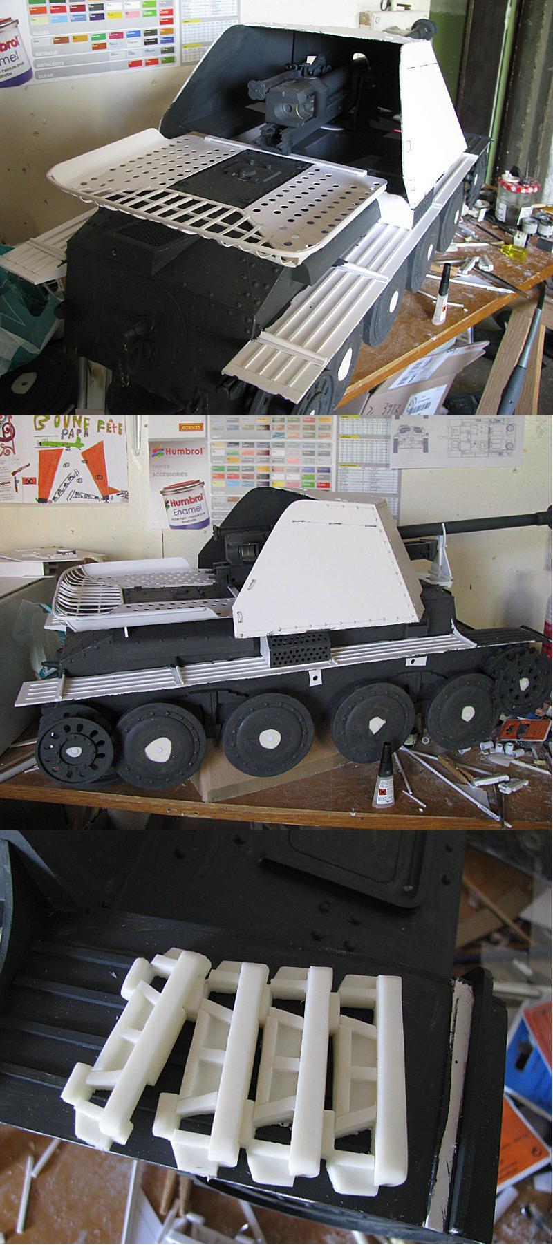 Panzer jager 38 t MARDER III Photo198