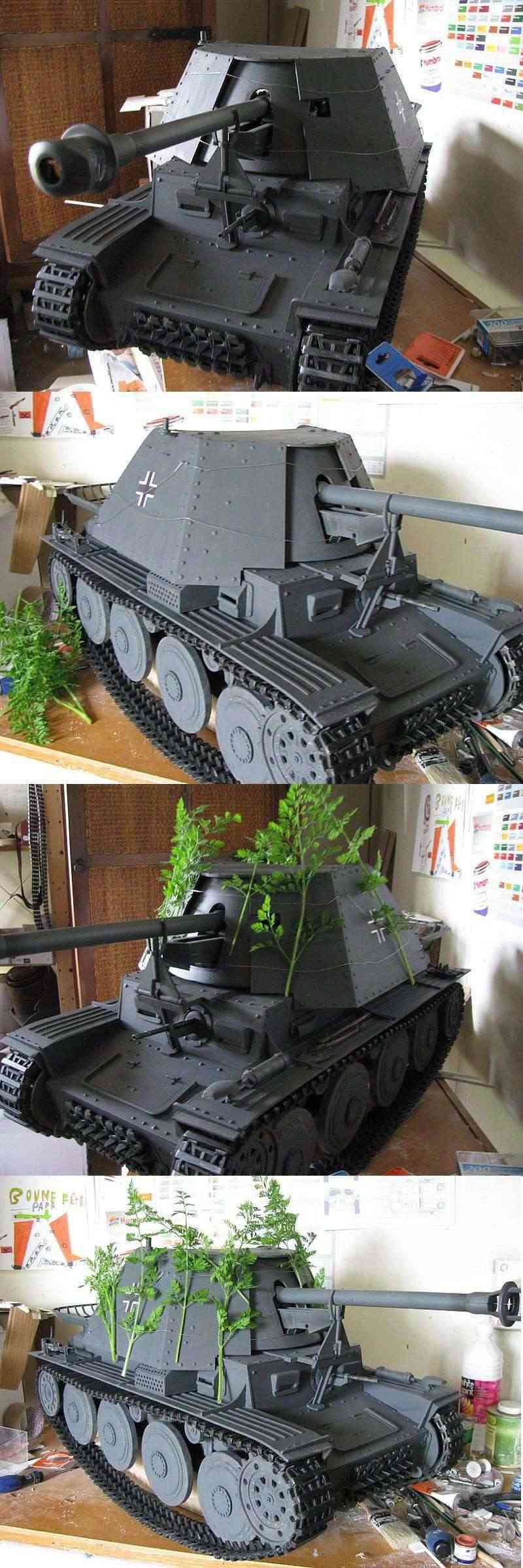 Panzer jager 38 t MARDER III Photo205