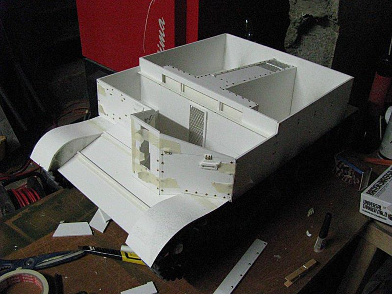 universal bren carrier Mak II Photo_68