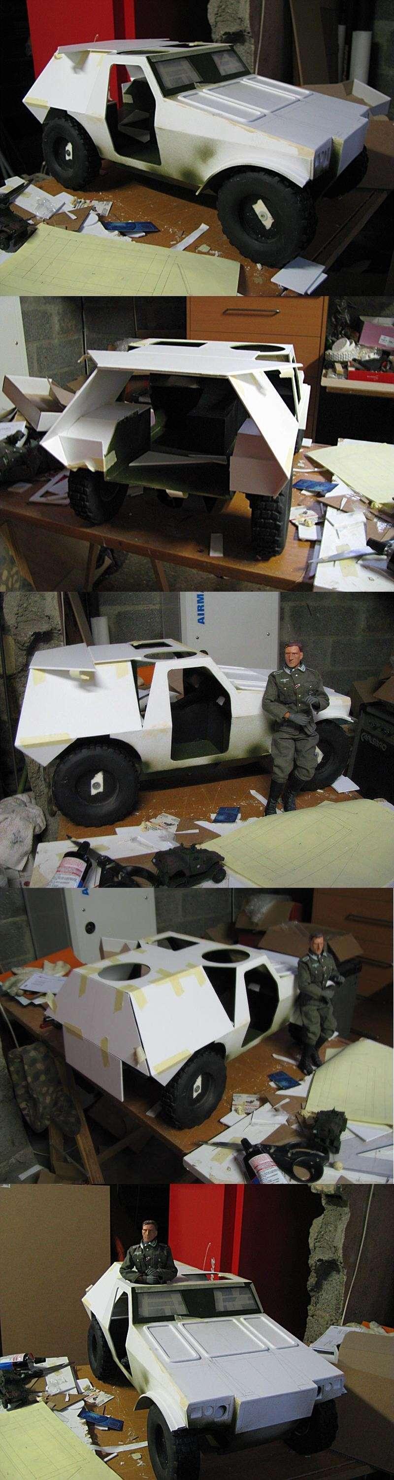 Panhard VBL ( véhicule blindé léger) Photo_79