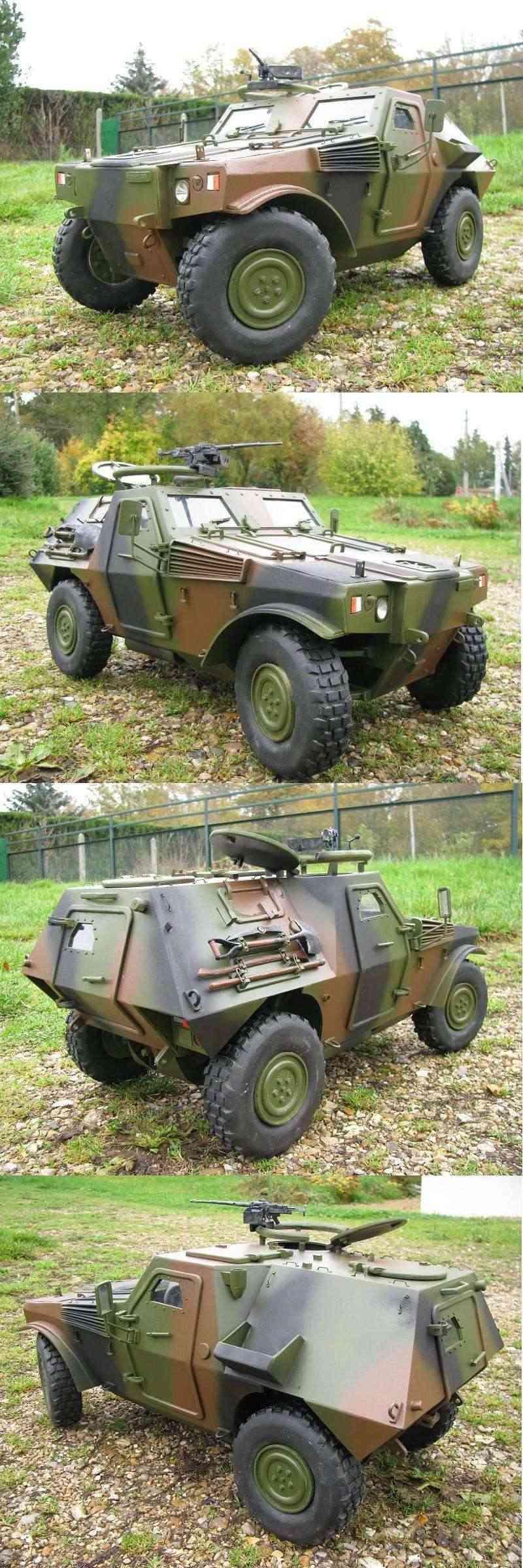 Panhard VBL ( véhicule blindé léger) Photo_82