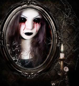 Légende forum Bloody Mary sorcière miroir infanticide meurtre malédiction meurtre mortel forum