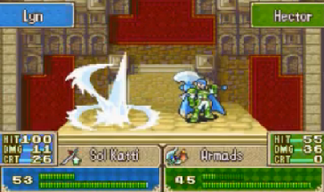 Lyn (Fire Emblem) 318