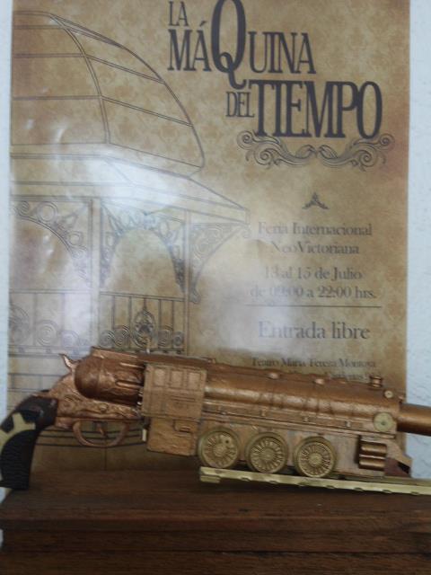 """Dossier de la Primera Edición de la Feria Internacional Noevictoriana """"La Máquina del Tiempo"""" (13-15 de JULIO DE 2012) 40635310"""