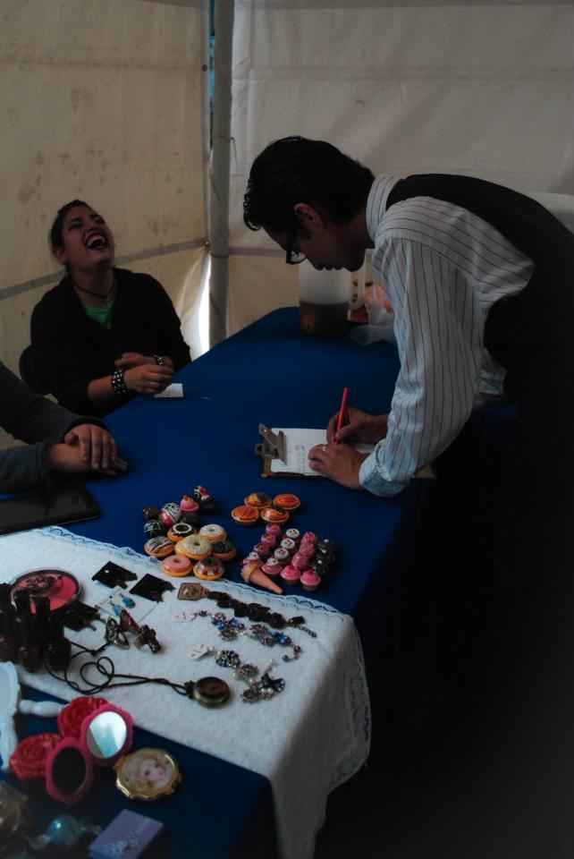 """Dossier de la Primera Edición de la Feria Internacional Noevictoriana """"La Máquina del Tiempo"""" (13-15 de JULIO DE 2012) 54541010"""