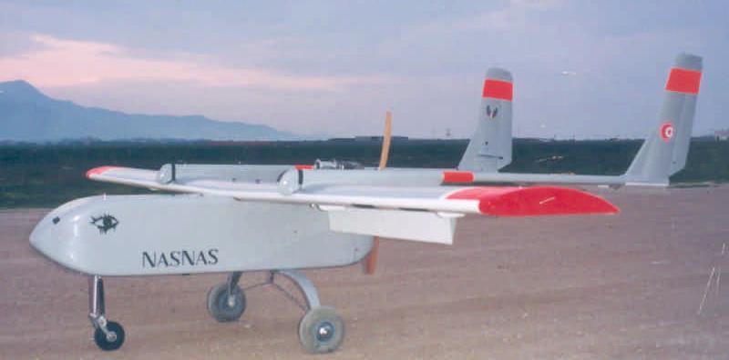 premier UAV tunisien 10080810