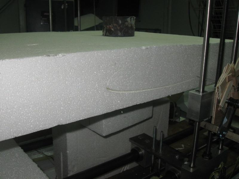Decoupe numérique CNC en algerie laser et aile en mousse Img_0036