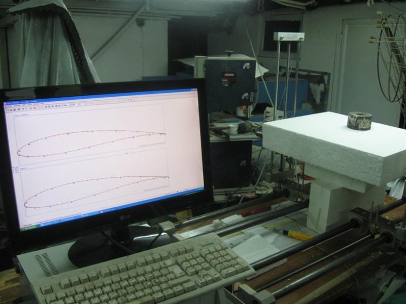 Decoupe numérique CNC en algerie laser et aile en mousse Img_0037
