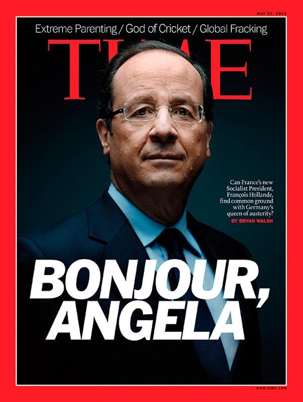 François Hollande miembro de la legión de honor 20120510