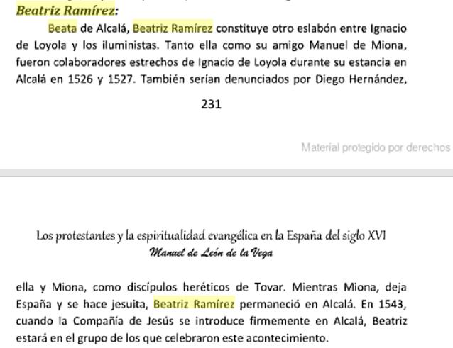 El Caso del origen de los jesuitas Alumbr10