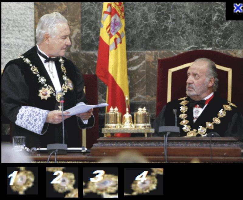 """Estudio sobre el escudo del """"Consejo de estado de España"""". Juan-c10"""