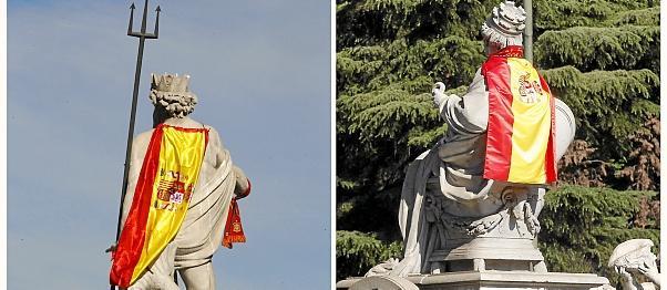 Mega ritual de adoración a Cibeles (Semiramis) de España Neptun10