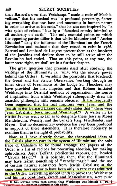 Caso Weishaupt: ¿Masón, illuminati, judio, jesuita? Secret10