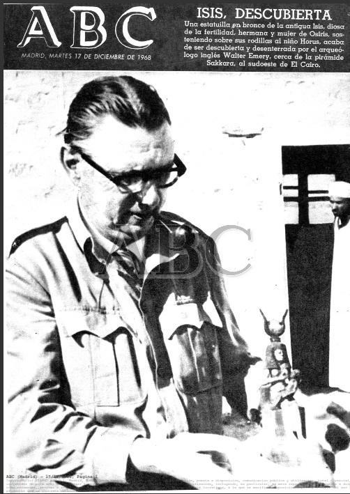 ISIS, DESCUBIERTA MADRID, 1968 Walter10