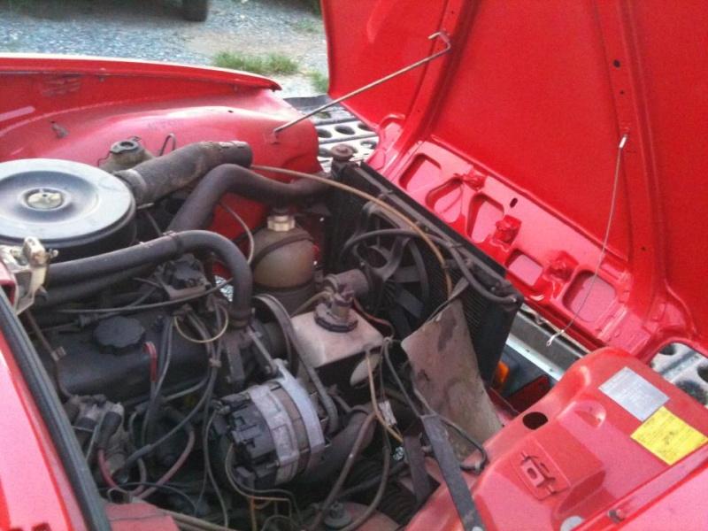 R5 GTL rouge 5 portes de 1981 - Page 2 1410
