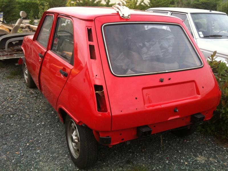 R5 GTL rouge 5 portes de 1981 - Page 2 1610