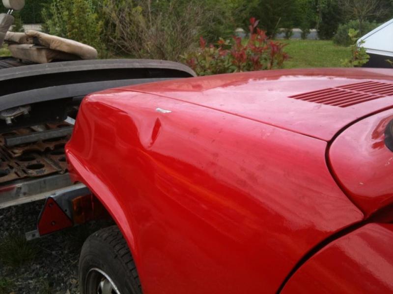 R5 GTL rouge 5 portes de 1981 1710