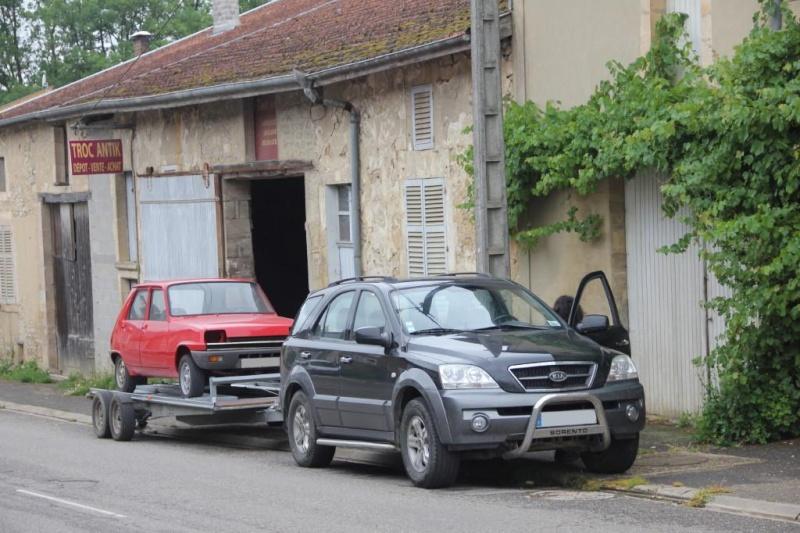 R5 GTL rouge 5 portes de 1981 2510
