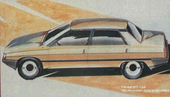Les 30 ans de la Renault 9 Design10