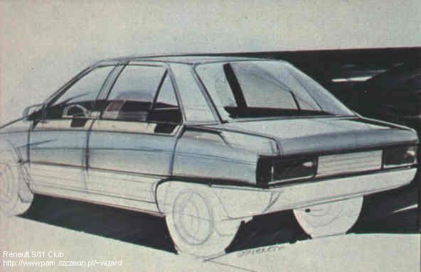 Les 30 ans de la Renault 9 Design11