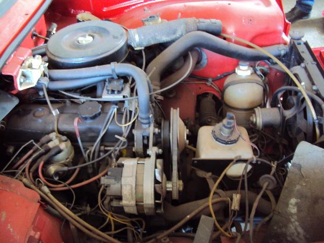 R5 GTL rouge 5 portes de 1981 Dsc01212