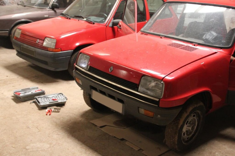 R5 GTL rouge 5 portes de 1981 Img_2819