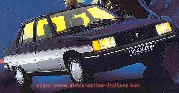 Les 30 ans de la Renault 9 R9_lou10