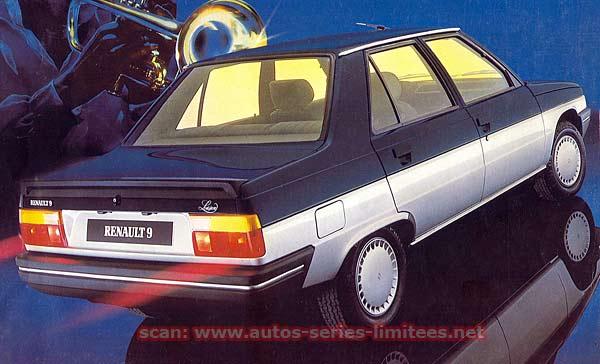 Les 30 ans de la Renault 9 R9_lou11