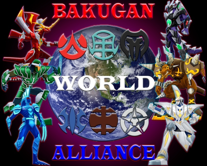 Bakugan World Alliance