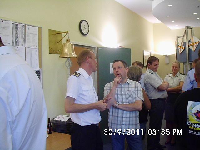 Drink de départ de la Marine 10610