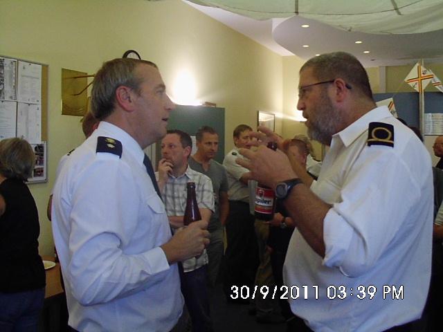 Drink de départ de la Marine 10910