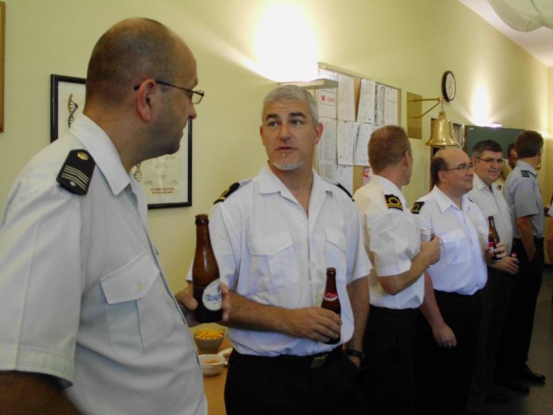 Drink de départ de la Marine 1810