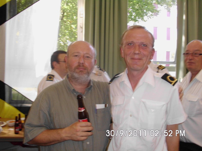 Drink de départ de la Marine 6710