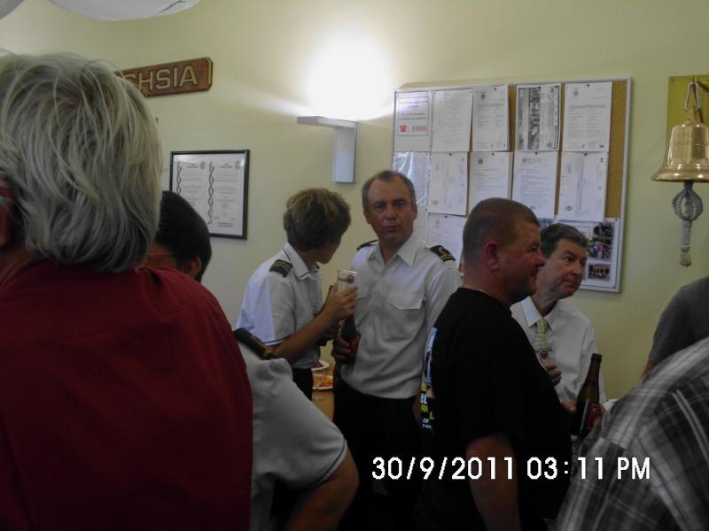 Drink de départ de la Marine 8310