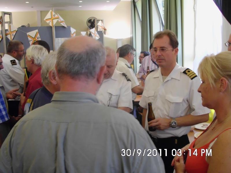 Drink de départ de la Marine 8710
