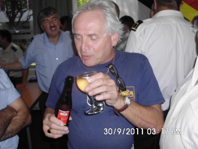 Drink de départ de la Marine 9310