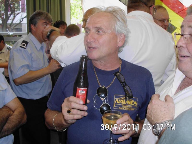 Drink de départ de la Marine 9410