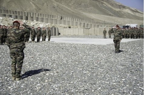 Le bataillon RAPTOR s'est rassemblé le mardi 18 octobre sur la base de Tagab en Kapisa - Afghanistan  1er_rc10