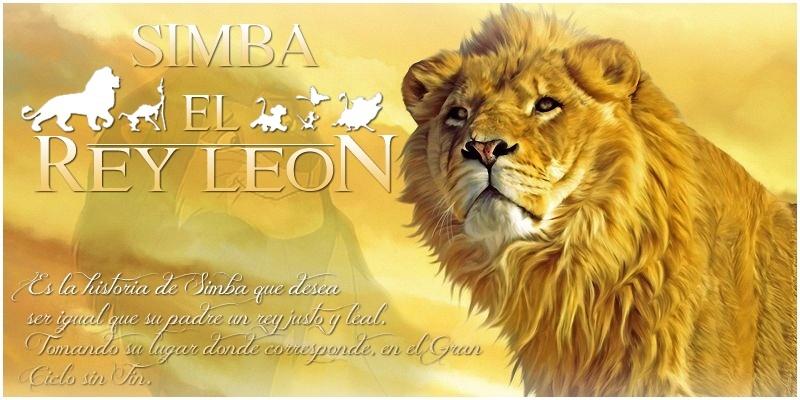 Simba El Rey León (Afiliación) Reyleo11