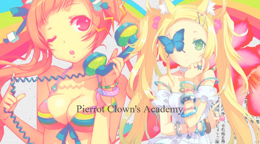 Academy Pierrot for Clowns